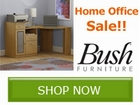 Bush Home Office Furniture Sale!! Save by
