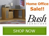 Bush Home Office Furniture Sale!! Save Now!!