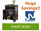 Winsome Wood July Sale on Select Products!! Save by