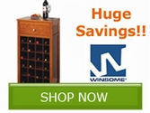 Winsome Wood Home Decor Sale!! Save Now!!