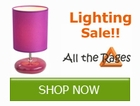 Save on your Lighting needs from All The by