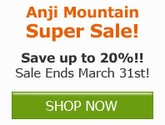 Save up to 20% on Anji Mountain Area Rugs and Floor Mats!!