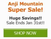 Save on ALL Anji Mountain Rugs, Chair Mats, and More!!