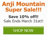 Save 10% off ALL Anji Mountain Area Rugs, Chair Mats, and More!!