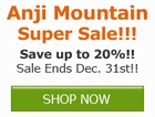 Save 10% off ALL Anji Mountain Products!! Save by