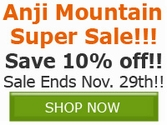 Save 10% off ALL Anji Mountain Rugs, Chair Mats, and More!!