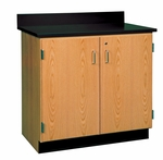 Science Lab 2 Door Base Cabinet [103-3622-DW]