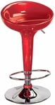 Scooper Bar Stool Red [BS-ST-SCOOP-R-FS-LUMI]