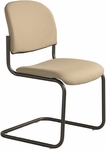 Seatwise Sled Base Side Chair with Sculptured Seat and Back - Set of 2 [SW3100-FS-VALO]
