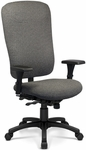 Sensaflex Task Chair with Director Backrest - Grade E [SA-D-X-GRDE-FS-ADI]