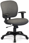 Sensaflex Task Chair with Low Backrest - Grade B [SA-L-T-GRDB-FS-ADI]