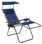 Serenity Lounge Chair - Navy/Slate [805-00-138-000-0-FS-PNT]