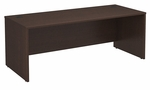 Series C 72'' W x 30'' D Desk Shell - Mocha Cherry [WC12936-FS-BBF]