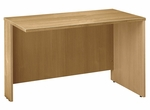 Series C 48'' W Return Bridge - Light Oak [WC60324-FS-BBF]
