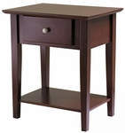 Shaker Night Stand [94922-FS-WWT]