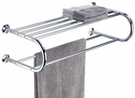 Shelf with Towel Rack [1750-FS-OIA]