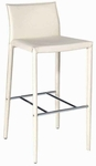 Shen-B Bar Chair in White [02374-FS-ERS]