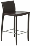 Shen-C Counter Chair in Brown [02362-FS-ERS]