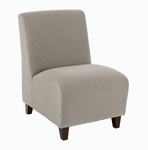 Siena Series Heavy Duty Armless Guest Chair [Q1402G3-FS-RO]
