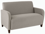 Siena Series Heavy Duty Loveseat [Q1501G3-FS-RO]