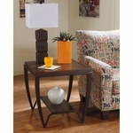 Signature Design by Ashley Brashawn End Table [FSD-TE-21BRN-GG]