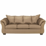 Signature Design by Ashley Darcy Sofa in Mocha Fabric [FSD-1109SO-MOC-GG]