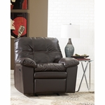 Signature Design by Ashley Jordon Rocker Recliner in Java DuraBlend [FSD-2799REC-JAV-GG]
