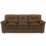 Signature Design by Ashley Mercer Sofa in Cafe Fabric [FSD-7199SO-CAF-GG]