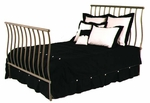 Sleigh Series Bed with Frame [B-8000TW-FS-GCM]