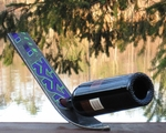Snow Ski 3 Bottle Wine Rack [WINEBAL-FS-ISK]
