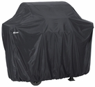 Sodo 64''W x 48''H Patio BBQ Grill Cover - Large - Black