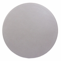 SoHo 24'' Round Weather-Resistant Top - Silver Mist