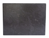 SoHo 24 x 32'' Rectangle Weather-Resistant Top - Grey Slate