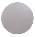 SoHo 30'' Round Weather-Resistant Top - Silver Mist