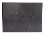 SoHo 32 x 48'' Rectangle Weather-Resistant Top - Grey Slate