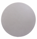 SoHo 36'' Round Weather-Resistant Top - Silver Mist