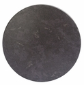 SoHo 42'' Round Weather-Resistant Top - Grey Slate