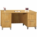 Somerset Office Desk - Maple Cross [WC81428K-FS-BHF]