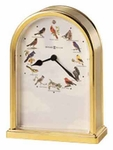 Songbirds of North America III Table Clock [645-405-FS-HMC]