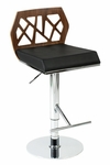 Sophia Bar/Counter Stool in Walnut [27140-FS-ERS]