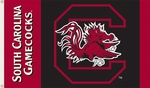 South Carolina Gamecocks 2-Sided 3' X 5' Flag with Grommets [92026-FS-BSI]