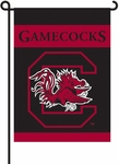 South Carolina Gamecocks 2-Sided Garden Flag [83026-FS-BSI]