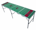 South Carolina Gamecocks 2'x8' Tailgate Table [TPC-D-SCAR-FS-TT]