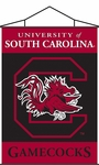 South Carolina Gamecocks Indoor Banner Scroll [87026-FS-BSI]
