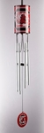 South Carolina Gamecocks Wind Chimes [27026-FS-BSI]