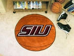 Southern Illinois University Basketball Mat 27'' Diameter [3585-FS-FAN]
