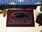 Southern Illinois University Starter Mat 19'' x 30'' [3584-FS-FAN]