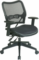 Space Air Grid Office Chairs