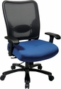 Space Upholstered Seat Office Chairs