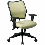 Space VERA Series Deluxe Task Chair - Kiwi [13-V66N1WA-FS-OS]